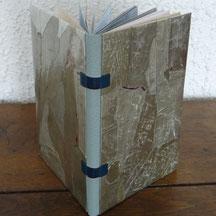 La grande Casse - Livre d'artiste de Catherine Berthelot - catherineberthelot.com