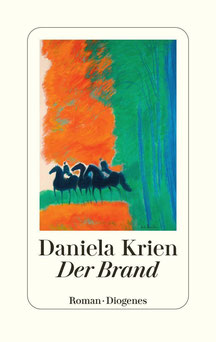 Der Brand von Daniela Krien