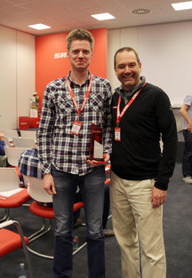 HARTJE bei RockShox Europas Nummer Eins – Auszeichnung mit dem »RockShox Award« in Schweinfurt