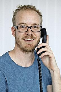 Andreas Liechti, Arbeitslosenkasse Kanton Bern, stellvertretender Leiter Zahlstelle Gümligen.