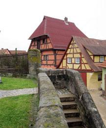 Pfründehaus und Pfarrhaus, Wolframs-Eschenbach