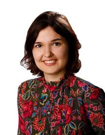 Oxana Bode - beeidigte Dolemtscherin und ermächtigte Übersetzerin für die russische Sprache in Hannover