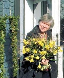Floristin und Blumenzwiebel-Expertin Karin Uphoff
