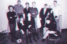 Charly Steiger und SELEKTION e.V. 1992, Frankfurt am Main
