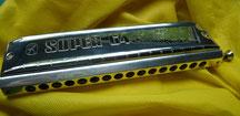Hohner Super 64 Chromonica