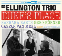 Ellington Trio - Duke´s Place