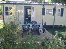 terrasse mobile home LAMPARO