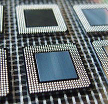 Desoldering of Ball Grid Array components