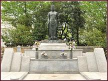 ▲永代供養墓「密巌霊塔」