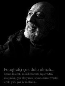 Der Istanbuler Photograph Ara Güler