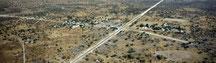 Tsumkwe, am A... der Welt und wo trotzdem noch 500 Menschen leben