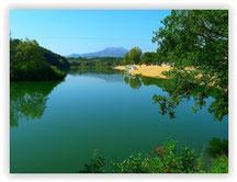 Balade à SAINT-PEE et déjeuner au lac