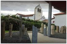 ARROTZETIK JUTZITIK et visite du musée des stèles basques