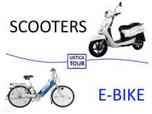 Noleggio scooters
