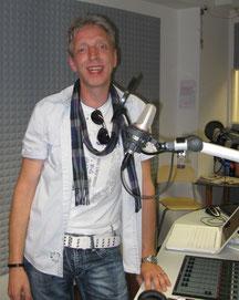 (Peer Wagener bei radio leinehertz 106.5)