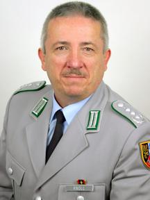 Foto von Oberstleutnant d.R. Knoll