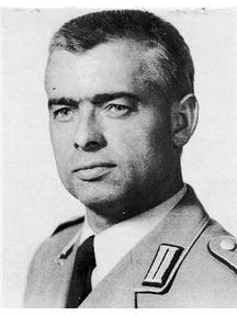 Foto von Oberstleutnant Asam