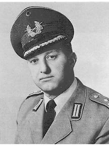 Foto von Oberstleutnant Barth