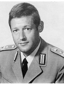 Foto von Oberstleutnant Natter
