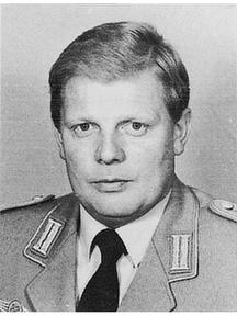 Foto von Oberstleutnant Schmaler