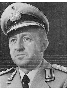 Foto von Oberstleutnant Gottwald