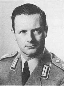 Foto von Oberstleutnant Grumer