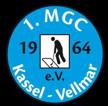 Logo 1. MGC Kassel-Vellmar 1964 e.V.