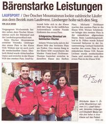 Bericht Ötscher Mountainrun Limberger holt Sieg