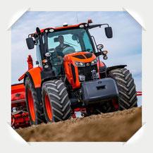 Kubota M7003 Traktor