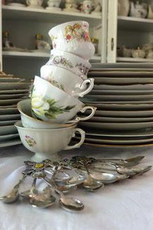 High Tea Servies Huren