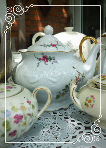 Servies Huren High Tea