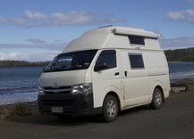 southern Spirit Hiace Poptop & Hitop roofs