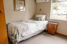 The nunnery accomodation Te Aroha- single room