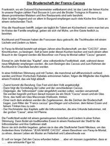 Deutsche Übersetzung eines Textes aus Paray-le-Monial (klick zum vergrößern)