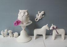 Kinderkram aus Keramik