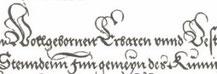 Altdeutsche Schrift übersetzen lassen anhand eines Dokuments in Kanzleischrift