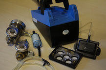 Prüfung von Gasmessgeräten - Unterwiesenes Personal