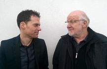 Johannes Huber und Hansjörg Steiner