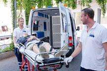 Krankentransport |Berlin-Ambulanz