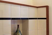 badkamer hout rozenhout