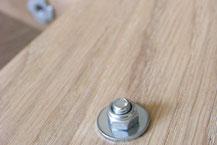 studio schelling eiken hout meubel tafel