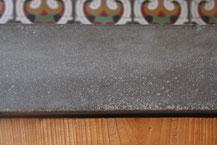 keuken beton hout franse tegel