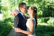 Hochzeitsfotografie und Brautpaarshooting