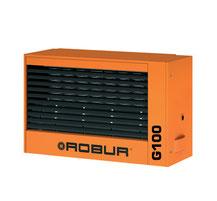 Подвесной газовый воздухонагреватель серия G