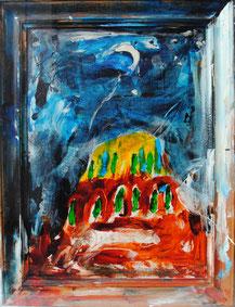 Mario Schifano, 1996, collezione privata