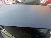 B110サニー 燃料タンク隔壁