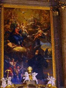 Hochaltargemälde, Kloster Benediktbeuern