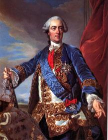 Louis XV; Buste