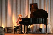 Schülerkonzert Klavier