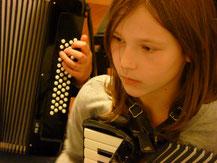 Akkordeonunterricht